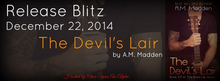NAT'S BOOK NOOK                       : WELCOME TO THE DEVIL'S LAIR!