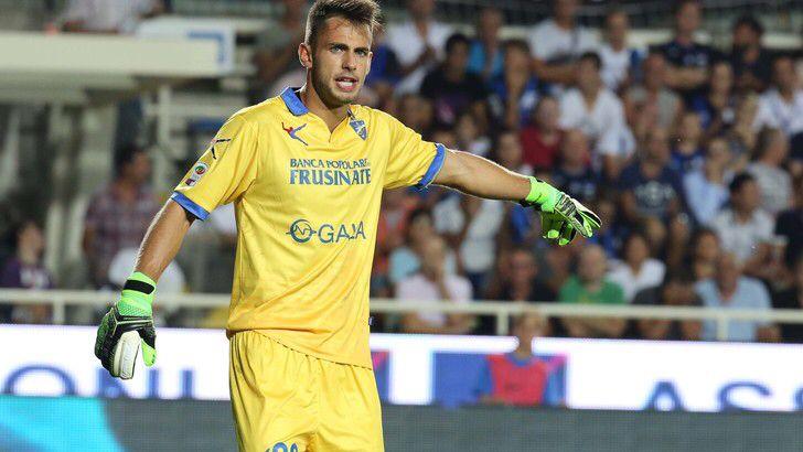 Nicola Leali, Frosinone, Serie A 2015-2016.