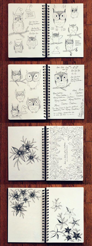 Must. Draw. Stuff.