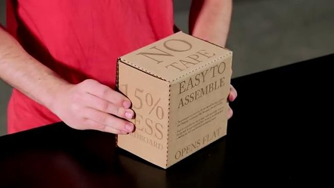 Students Design a Better Box, and Millions Watch the Results on ...