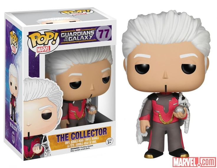 The Collector Pop Vinyl Pop Marvel | Pop Price Guide