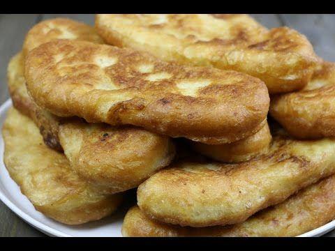 Пирожки с картошкой пряженые (жареные)  - YouTube Готовим с Ириной Хлебниковой
