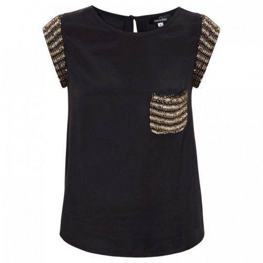 Mercy Delta Labdorite blouse
