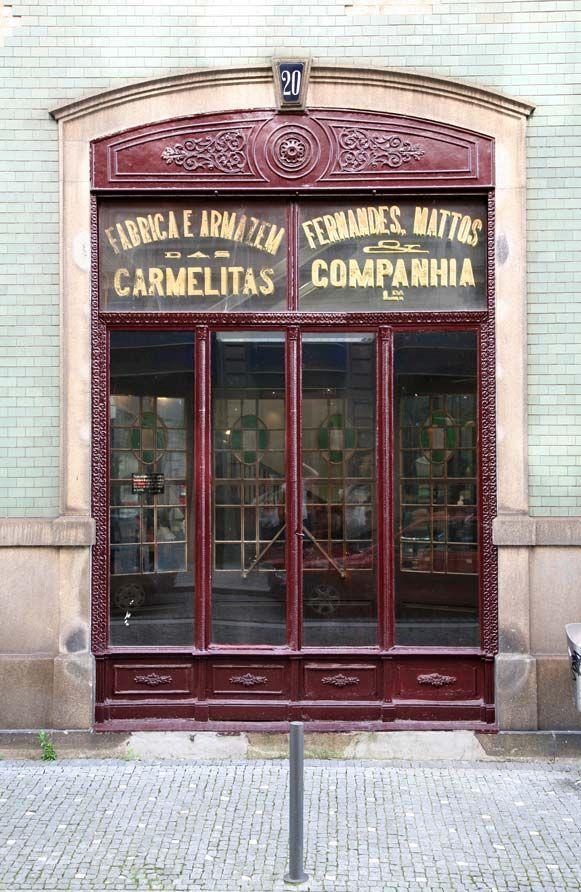 One of Porto's many wonderful old world shops