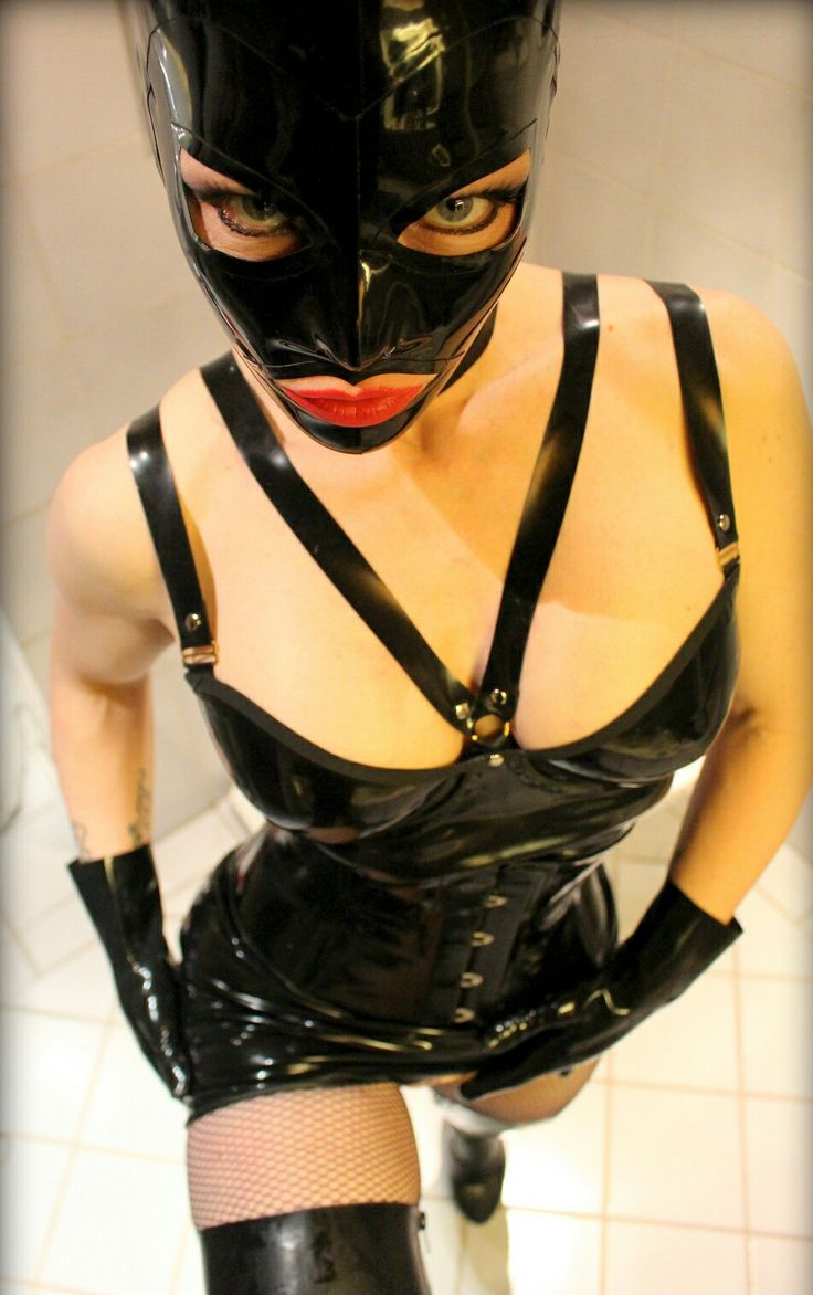 Sorry, that Latex fetish masks and gloves have