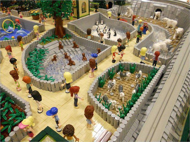 LEGO Friends: Animal Park | Flickr - Photo Sharing!