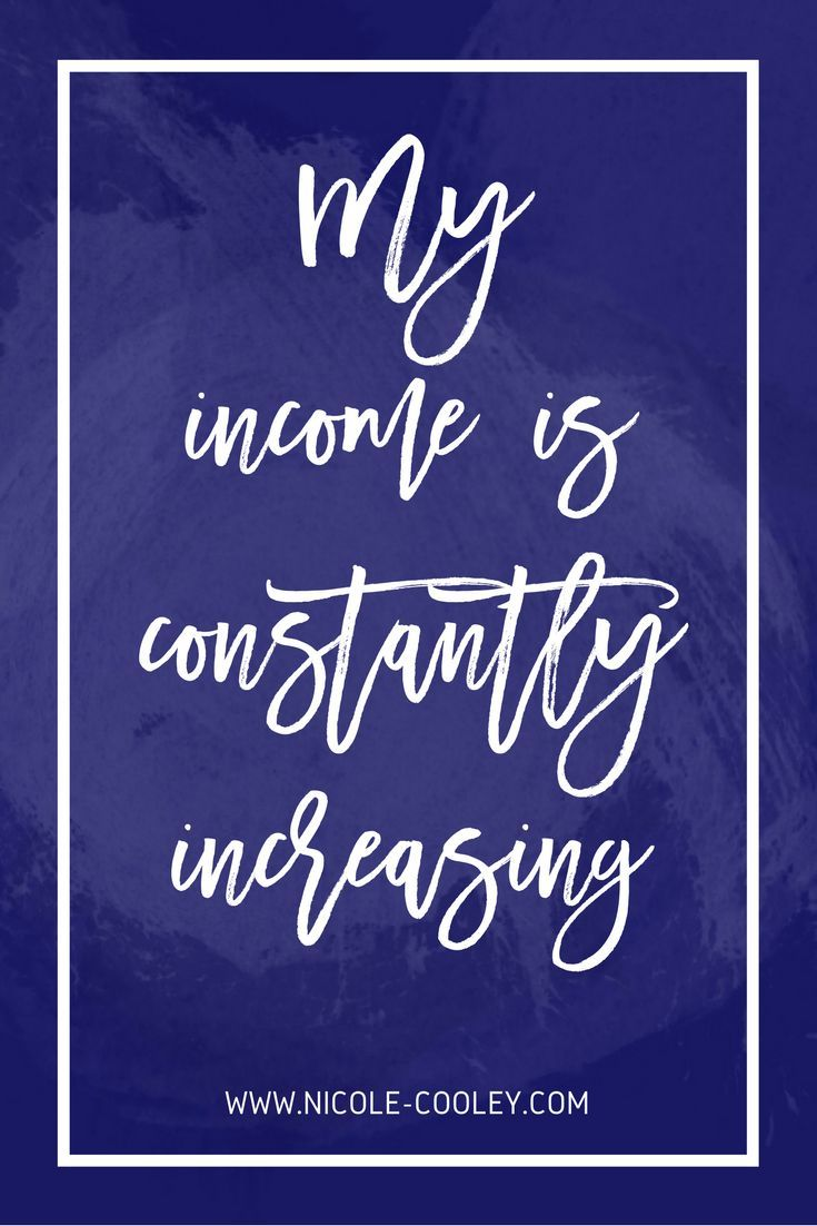 My income is constantly increasing – Money Affirmations | Budgeting for Beginners | Money Saving Tips | How to Save Money #money #budgeting #finances