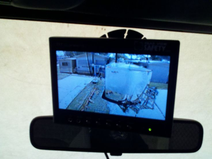 Install a Backup Camera in Your RV