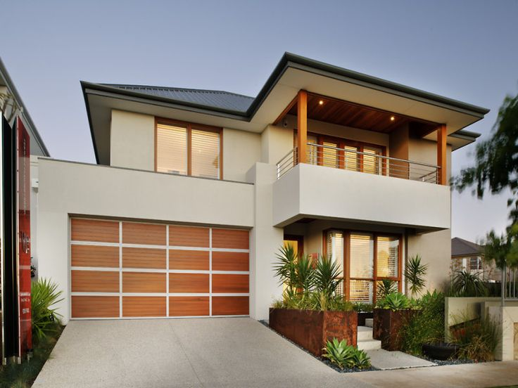 Photo of a concrete house exterior from real Australian home - House Facade photo 576675
