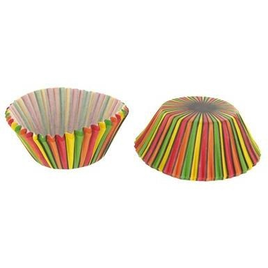 fiesta cup cake liners