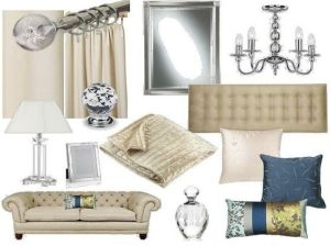 Hollywood Regency Bedroom Board By Diana Part 71