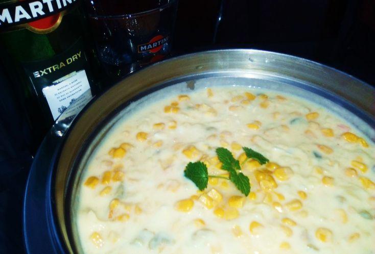 Kukuricový šalát à la Silvester