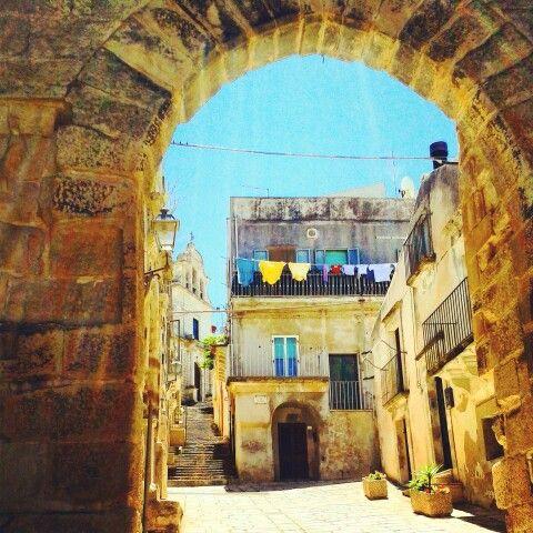Arco dell' Annunziata,  Chiaramonte Gulfi, Sicilia