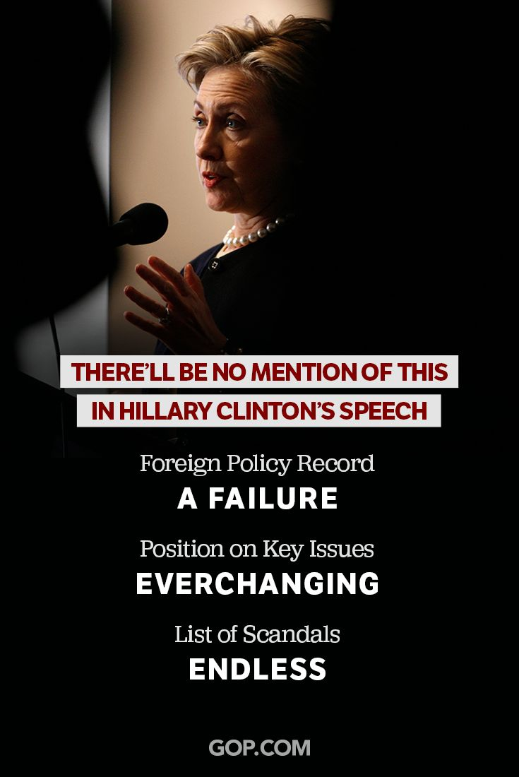 From her disastrous foreign policy to the secret email server—Hillary Clinton refuses answer the serious questions.