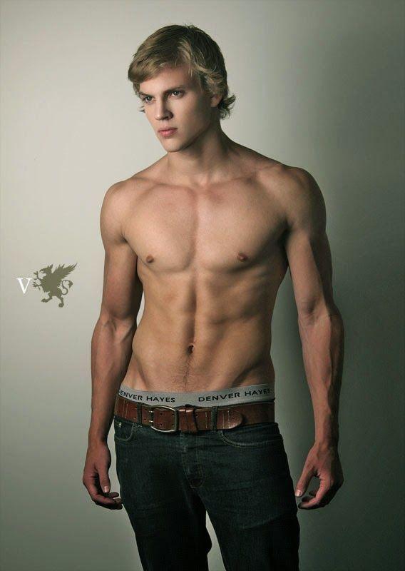 Long-hair gay hot male underwear img