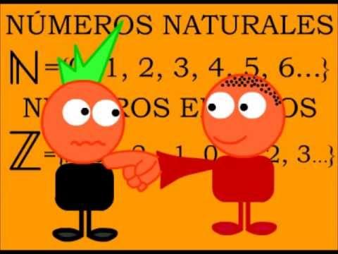 ANGELITOONS. Canal de vídeo a Youtube amb vídeos per aprendre MATEMÀTIQUES I ALTRES MATÈRIES DE CIÈNCIES a secundària.