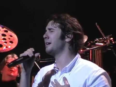 Josh Groban - You Raise Me Up (30/05/2013 Stadthalle, Vienna)