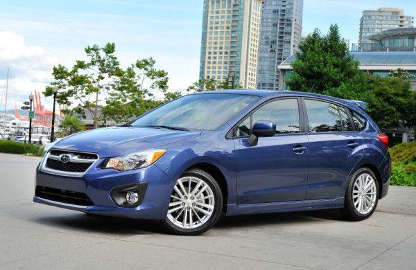 2014 Subaru Impreza Side Images1 600x390 2014 Subaru Impreza Sedan Full Review
