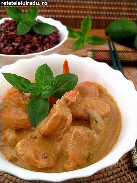 Indonesian Prawns Curry