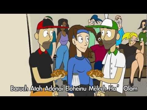 An adorable animated video about Shabbat for the younger ones!