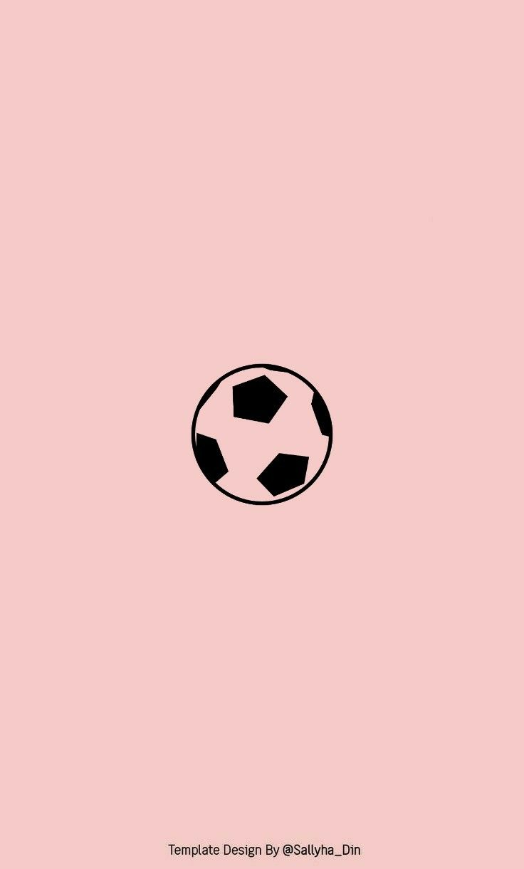 Icon Football Instagram Highlight Icons Pink Instagram Instagram Story