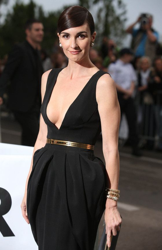 Paz Vega was also at that charity event in Cannes   moviepilot.com