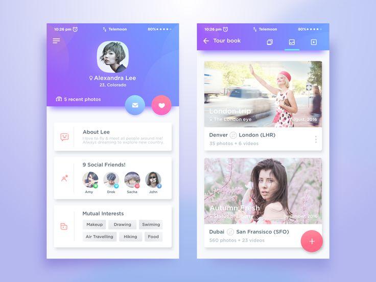 iTravel App by Rifayet Uday #Design Popular #Dribbble #shots