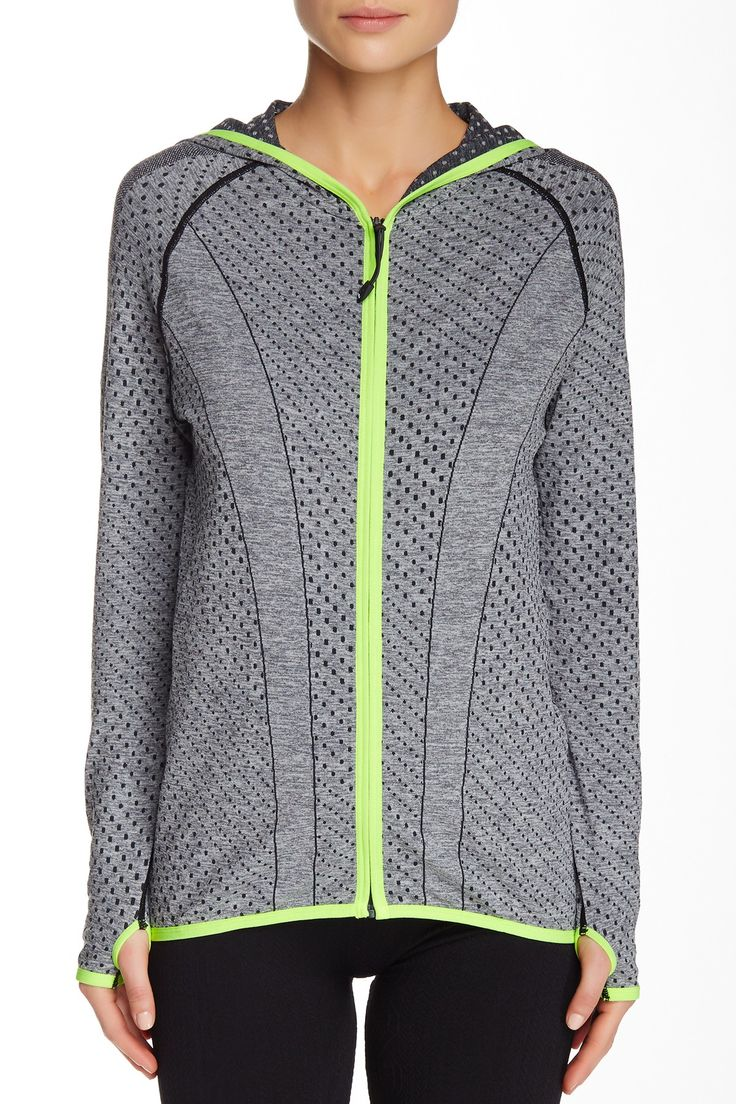 Power Hour Seamless Jacket by Zella on @nordstrom_rack