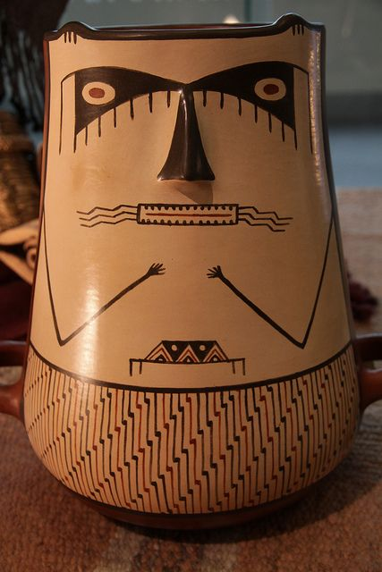 Pre-columbian Pottery, Gustavo le Paige Museum | Flickr - Photo Sharing!