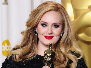 Adele,Oscars 2013.