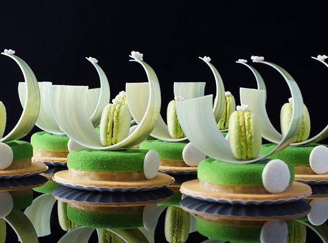tartelettes pommes noisettes masterclass à Xiamen #foodgasm #vscofood #vscogood #cakeart #vscocam #cheflife #foodphoto #gastronogram #vscam #pastrypassion #foodphotography #foodshare #dessertmasters #foodstagram #pastrychef #frenchpastry #frenchchef #pastry #sexycake #schokolade #chocoholic #chocolatier #foodporn #gourmandise #chefsofinstagram #chefsroll #happynewyear #silikomart