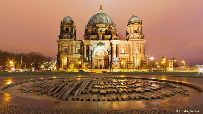 Кафедральный собор в Берлине.