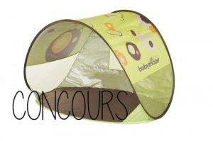 ♡ La tente anti UV Babymoov (CONCOURS BLOG'ANNIVERSAIRE) | Concours - Blog Maman Barcelone