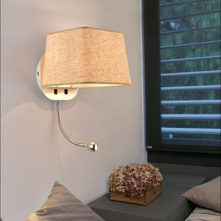 1000 ideas about wall mounted reading lights on pinterest - Bedroom reading lights wall mounted ...