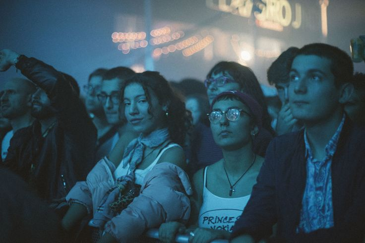 Pitchfork Music Festival Paris Shows Off the French Way to Do Street Style Photos | W Magazine