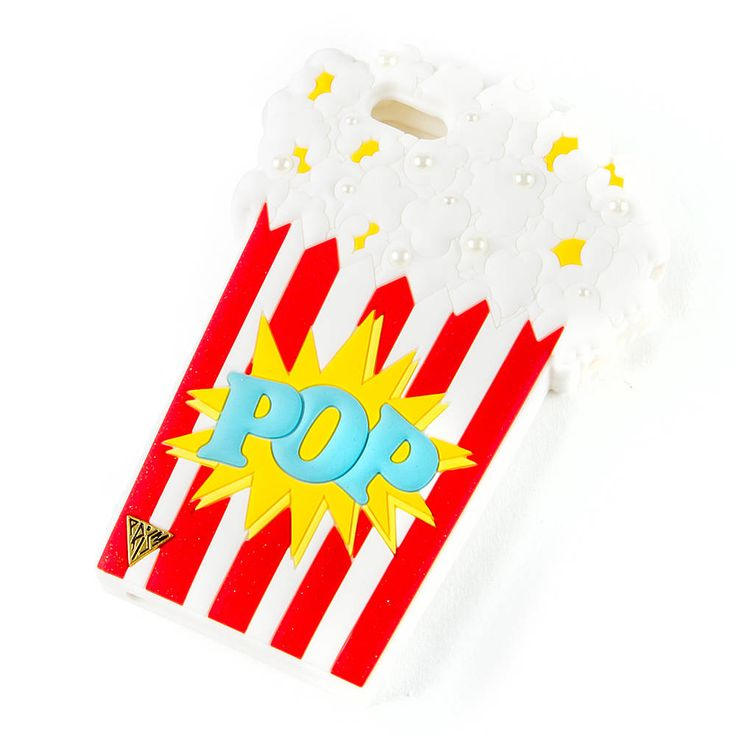 Katy Perry Popcorn Cover for iPhone 5, 5s and 5c