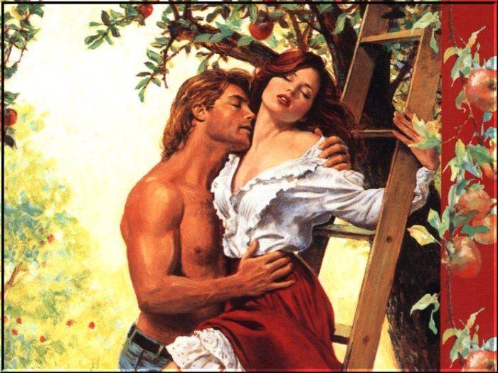 Секс любовный роман женщина с мужчиной в кровати видео