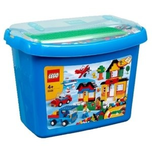 For Charlie - LEGO® 5508: Deluxe Brick Box