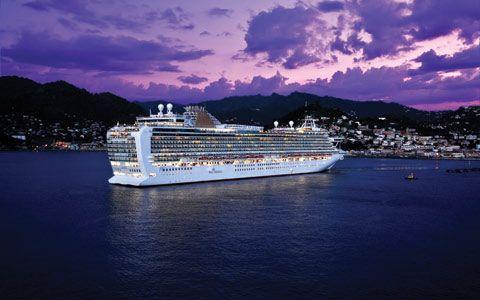 P & O Cruises Azura