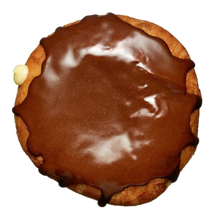 This is a recipe for a popular riff on the classic Boston Cream Pie, with a crisp, flaky doughnut as the vessel for silky pastry cream The only specialty tool you'll need is a pastry bag But you can also poke a funnel into the side of the doughnut and spoon the cream into the center of the pastry.