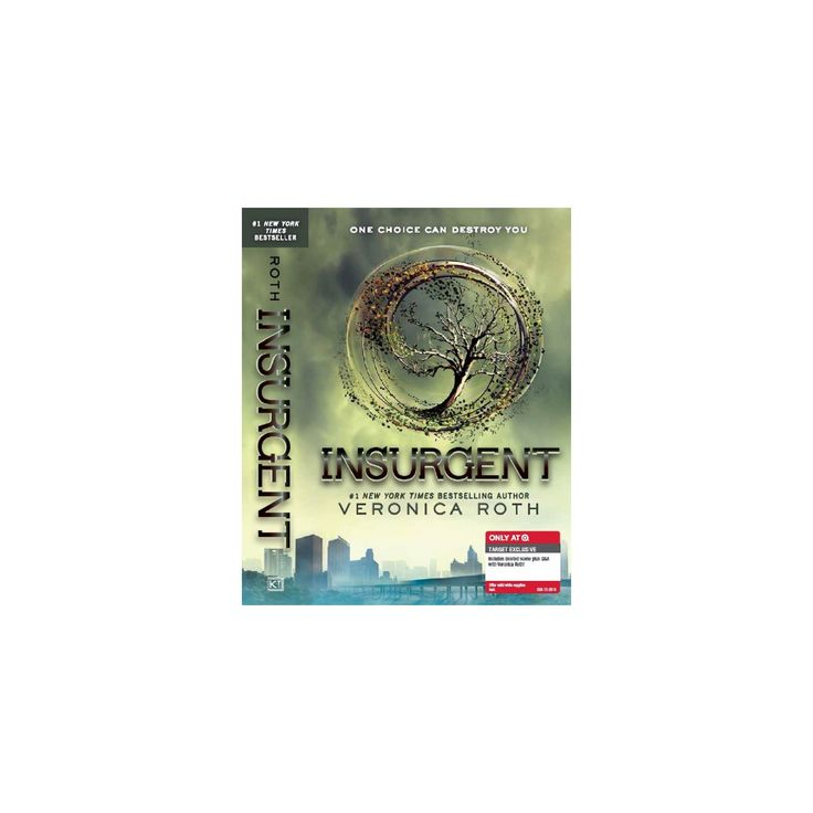 Insurgent ( Divergent) (Reissue) (Paperback) by Veronica Roth