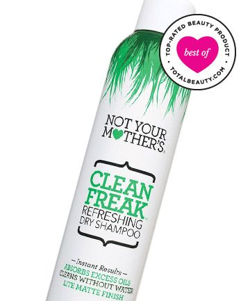 "Best Dry Shampoo No. 6: Not Your Mother Total Beauty reviewers say this one is the best dry shampoo for style-stretching capabilities. ""[It's] insanely good at giving your blowout an extra day (or two),"" says one dry shampoo review. ""It definitely helps with taking away that 'greasy roots' look,"" says another reviewer. Plus, you get a lot for your money, since ""the can lasts forever,"" according to one review."