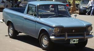 Fiat Multicarga 1969 Argentina