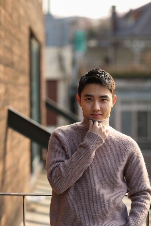 D.O - 161117 News photo Credit: OSEN.