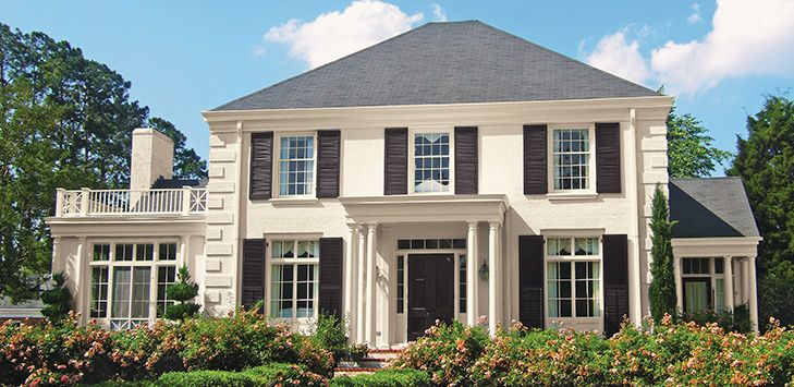 17 Best Images About Home Exterior Paint Colors On