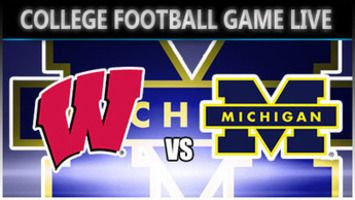 Michigan vs Wisconsin live stream    more :: http://michiganvswisconsinlive.co/