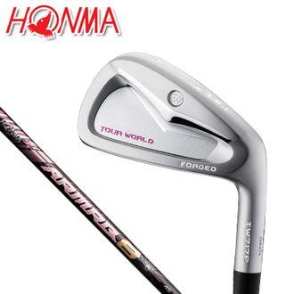 powergolf | Rakuten Global Market: Honma Golf /HONMA GOLF / 【used】 LADYS (women's) tour world TOUR WORLD TW717 IRON TW717 5 iron set (# 6-# 10) ARMRQ8 45 shaft 2 S grade | Golf Golf