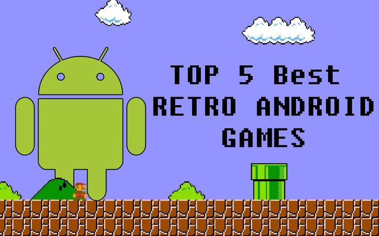 Throwback Thursday - Best Retro Games for Android