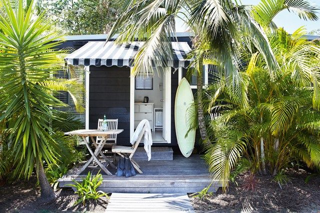 An insider's guide to the exclusive Australian outpost that's a happy hippy haven at heart