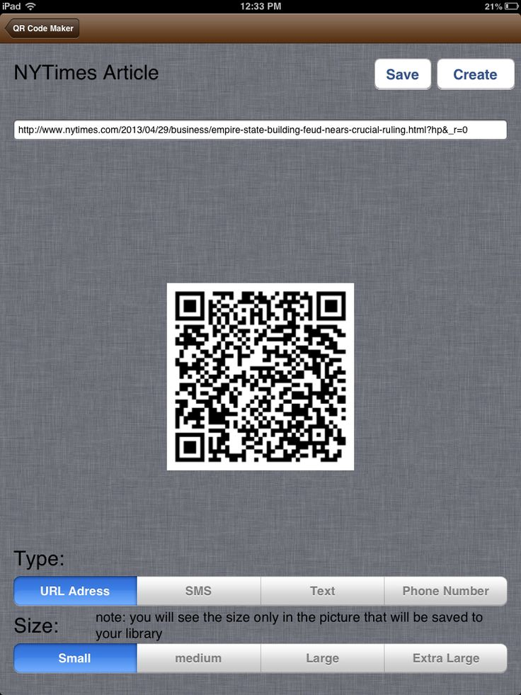 I've talked about all the ways I use QR codes in my classroomand it is so easy to make your own! The free iPad app QR Code Makergives users the ability to copy and paste any URL and turn their li...